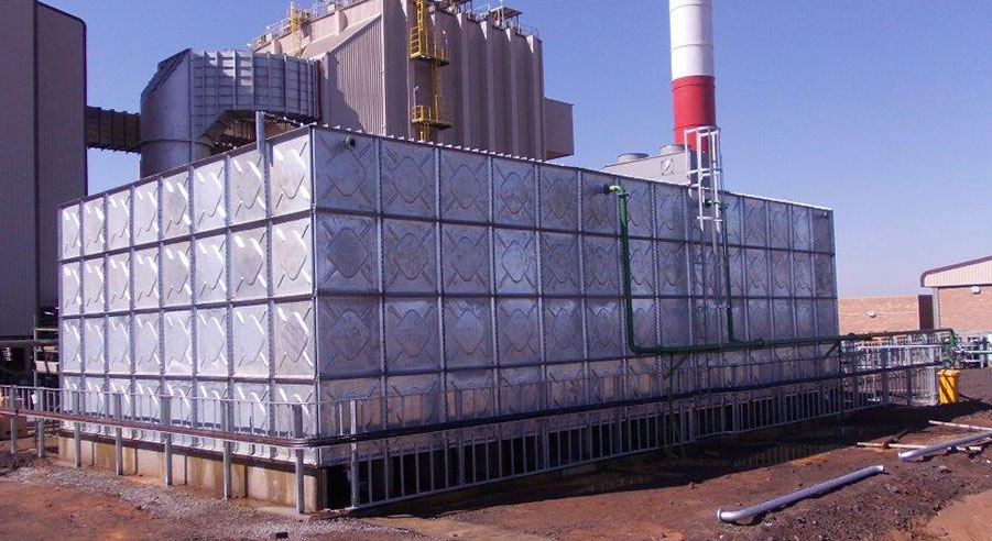 mining industrial water storage tanks